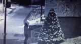 Nietypowa interwencja policji w Wyszkowie. Pijana kobieta nie chciała opuścić bożonarodzeniowej szopki [WIDEO]