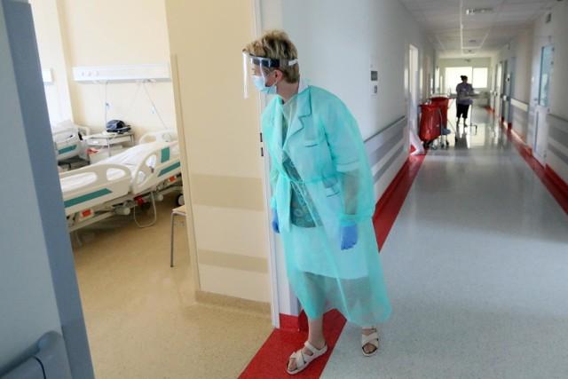 Trzymiesięczny Remigiusz nadal przebywa pod opieką lekarzy z toruńskiego Szpitala Dziecięcego