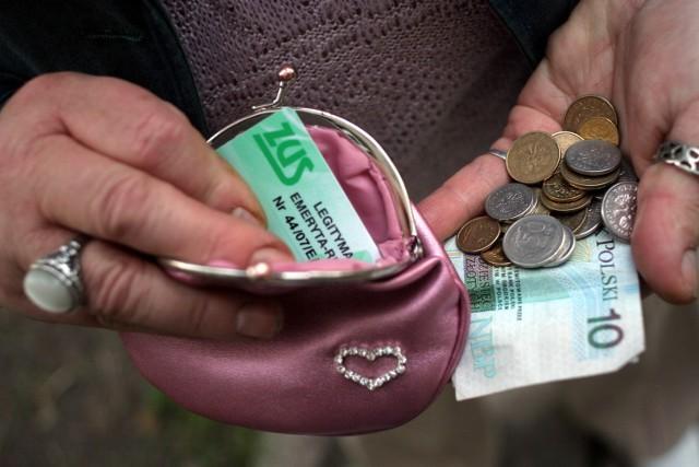 Średni dług emeryta w kraju przekroczył 5 tys. zł