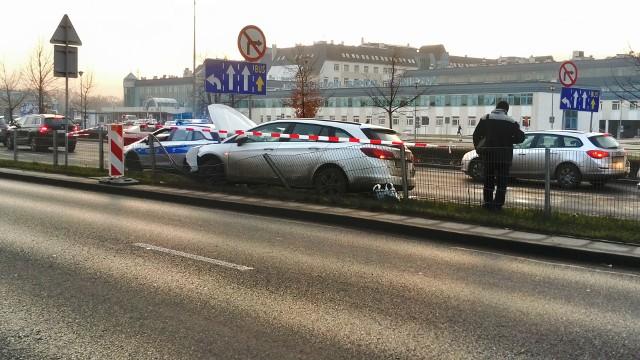 Wypadek na Borowskiej
