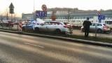 Wrocław: Wypadek na Borowskiej. Zderzyły się dwie osobówki