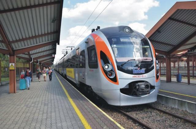 W środę (25 marca) z Przemyśla mają odjechać dwa kolejne pociągi do Kijowa.