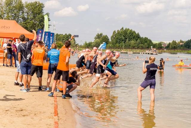 Białystok będzie w weekend gościł uczestników mistrzostw Polski w triathlonie
