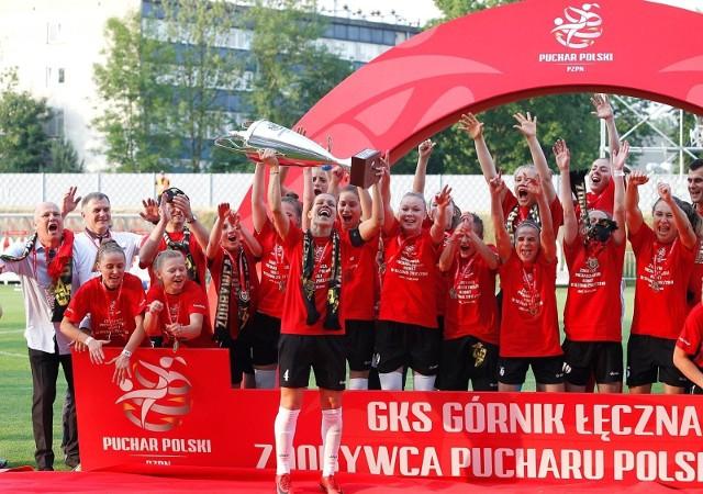 Górniczki Puchar Polski poprzednio wygrały w 2018 roku