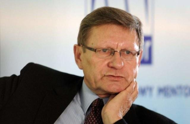 - Za dużo długów i biurokracji, by Europa była konkurencyjna - przekonuje profesor.