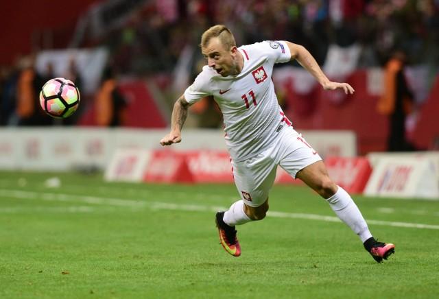 Czy Kamil Grosicki trafi do wymarzonej ligi angielskiej?