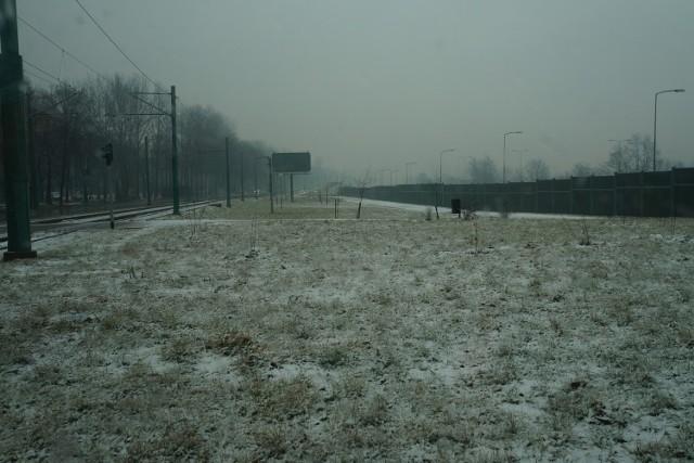 Śnieg Zabrze
