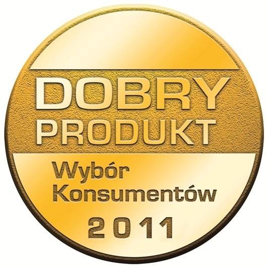 Konsumenci wybrali do prestiżowej nagrody Dobry Produkt kielecki Barlinek.