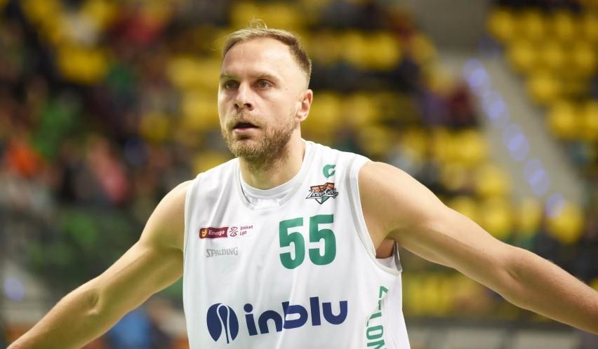 Koszykarz Łukasz Koszarek - uczestnik niezwykle udanych...