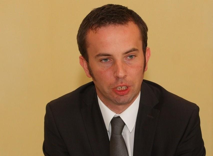 Rafał Bartek, przewodniczący zarządu TSKN