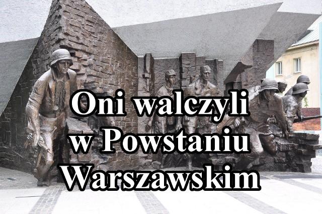 Znasz ich z ekranu. Oni walczyli w Powstaniu WarszawskimZnamy ich dobrze z ekranów. Ci aktorzy mają bogatą karierę, grali w wielu polskich filmach i sztukach teatralnych. Łączy ich nie tylko profesja - oni wszyscy walczyli w Powstaniu Warszawskim.Zobaczcie zdjęcia aktorów, którzy uczestniczyli w powstańczym zrywie w 1944 roku. Kliknij strzałkę obok zdjęcia lub przesuń je gestem >>>