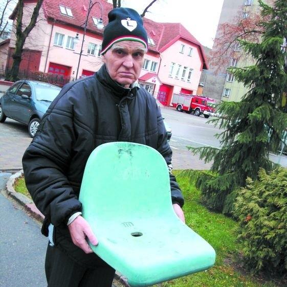 - Myślę, że ktoś je wysoko wylicytuje - mówi Waldemar Makarewicz