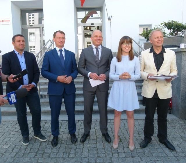 Radni klubu PiS żądają od prezydent Hanny Zdanowskiej wycofania się z czerwcowych podwyżek cen wody w Łodzi.