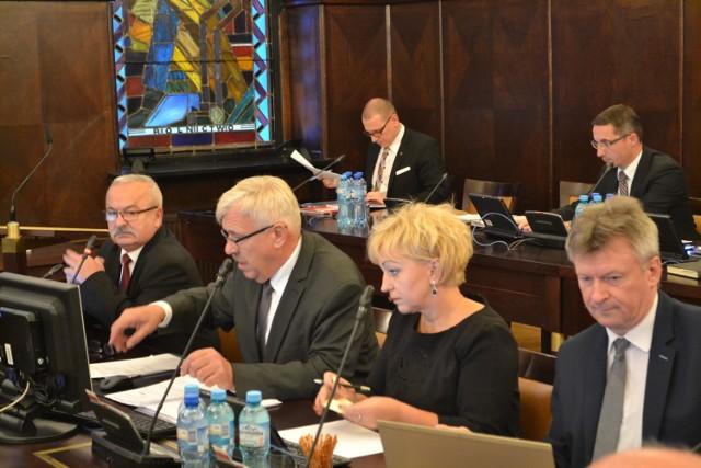 """Benedykt Kołodziejczyk (z prawej) założył własny Komitet Wyborczy, ale już go """"uśmiercił"""""""