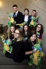 Uczniowie krakowskich szkół: młodzi, wspaniali i nagrodzeni
