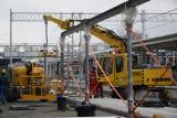 W styczniu na dworcu PKP w Rzeszowie będą otwarte już dwa perony [FOTO]