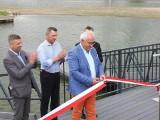 Port w Broku uroczyście otwarty 17.07.2021. Zdjęcia, wideo