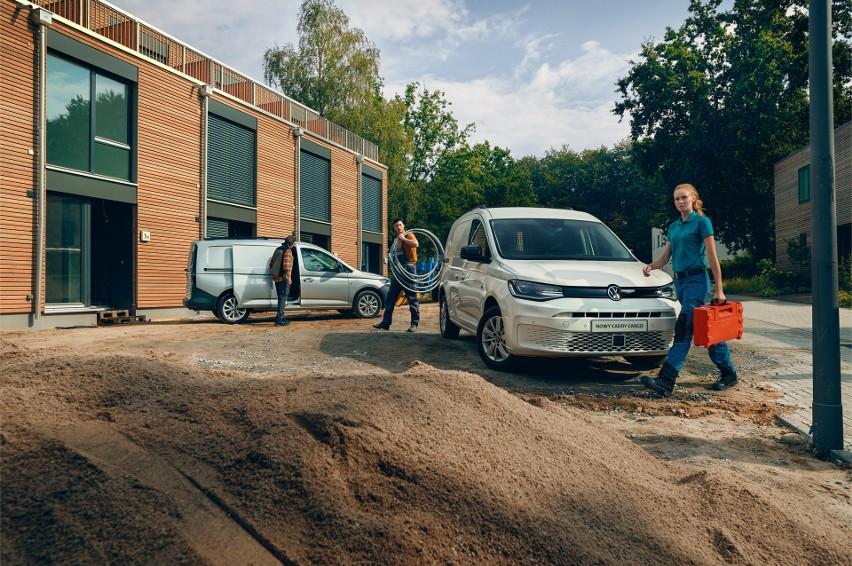 Ruszyła produkcja największego wariantu Volkswagena Caddy 5.