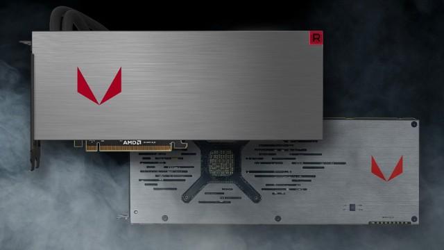 Radeon RX Vega 64Radeon RX Vega 64