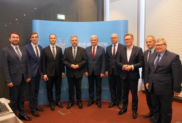 Pięć wielkopolskich gmin - Czempiń, Kostrzyn, Oborniki, Środa Wielkopolska i Puszczykowo - podpisały umowy w ramach ZIT.