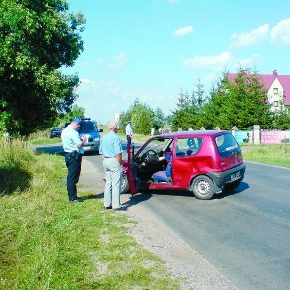 Według wstępnych ustaleń, wypadek spowodował kierowca fiata, wymuszając pierwszeństwo przejazdu