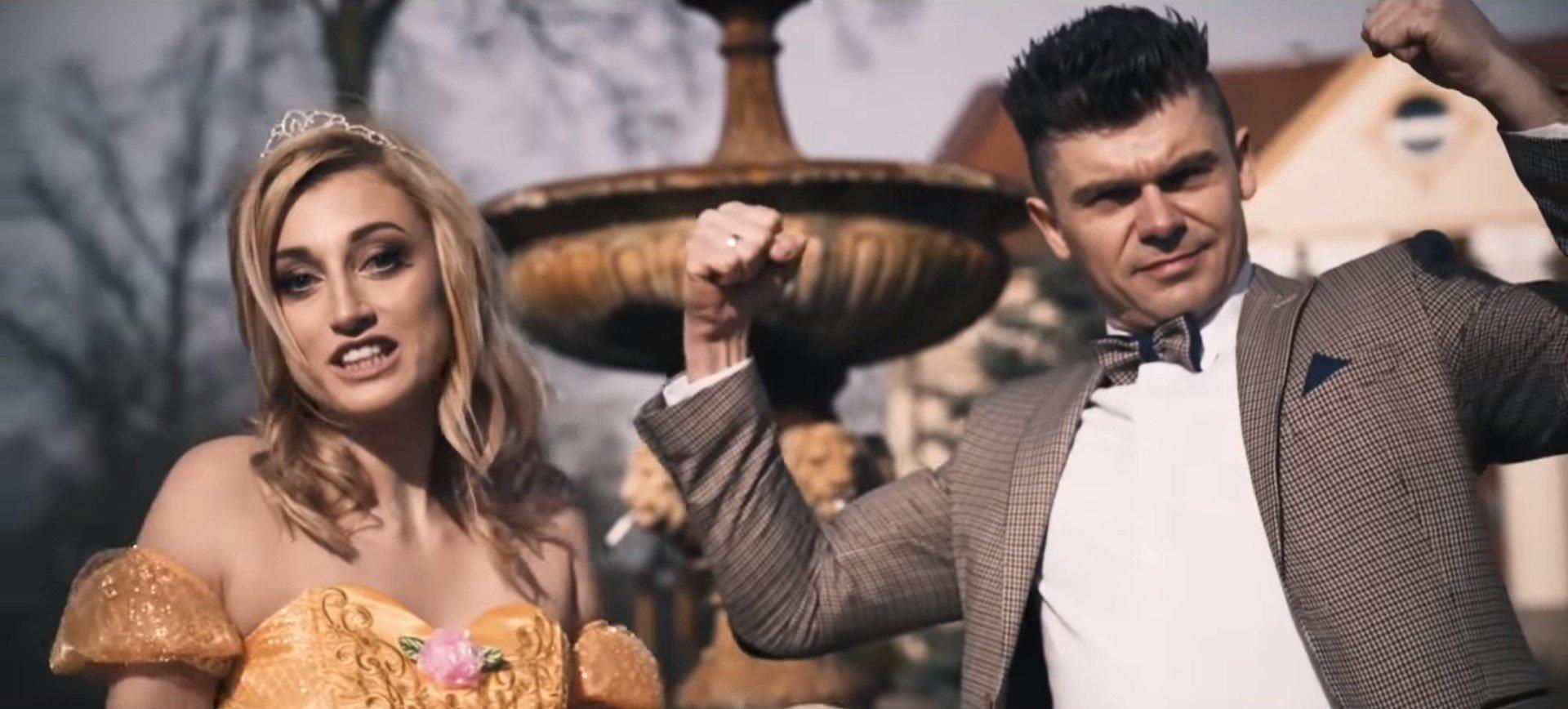 Justyna żyła Wystąpiła W Teledysku Gwiazdy Disco Polo Wideo