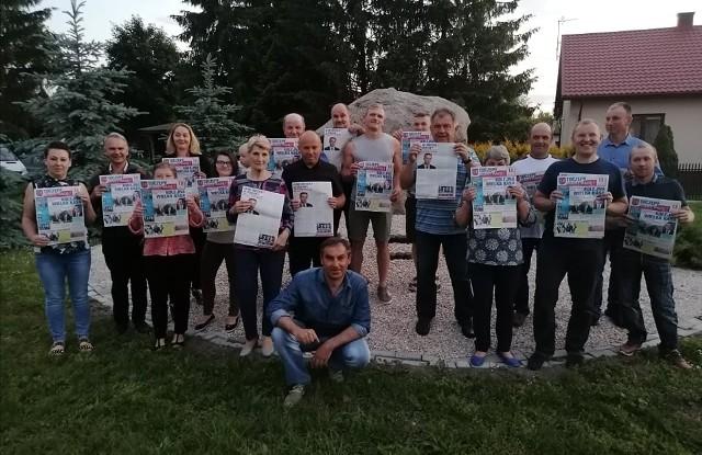 Zakończenia kampanii Marka Marszałka