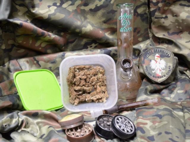 Marihuana znaleziona przy 27-latku zatrzymanym na lotnisku w Pyrzowicach