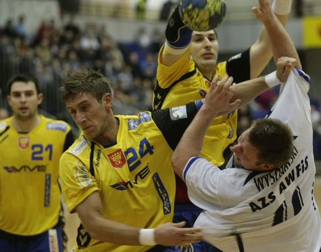 Mistrzowie Polski zmierzą się w rewanżu 1/8 finału LM z Rhein-Neckar Löwen.