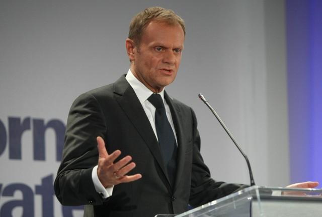 Donald Tusk przyjedzie w poniedziałek do Łodzi
