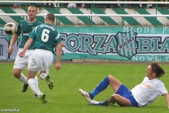 Piłkarze Wisłoki Dębica zostali, wspólnie z OKS-em Mokrzyszów, liderem IV ligi.