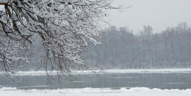 Dziś w naszym regionie będą przelotne opady śniegu.