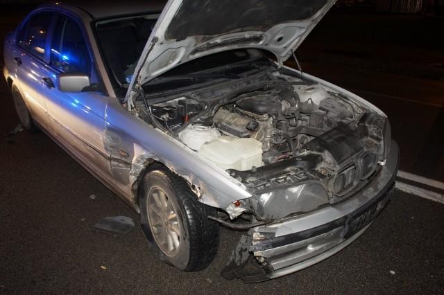 W sobotę w Słupsku doszło do kolizji. Na skrzyżowaniu Wolności i Solskiego, kierujący osobowym Oplem wymusił pierwszeństwo przejazdu na prawidłowo jadącym BMW ul. Wolności w dół. W zdarzeniu nikt nie ucierpiał.