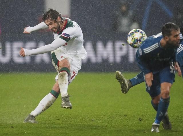 Krychowiak strzelił dwa gole dla Lokomotiwu! Przy jednym asystował Rybus