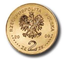 """Tak wygląda awers """"jędrzejowskiej"""" monety"""