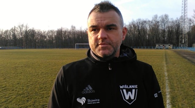 Wojciech Ankowski - trener Wiślan Jaśkowice