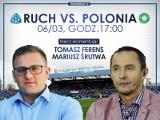 Ruch Chorzów – Polonia-Stal Świdnica NA ŻYWO, WYNIK, LIVE, TRANSMISJA Niebiescy zaczynają ligową wiosnę z ostatnią drużyną w tabeli
