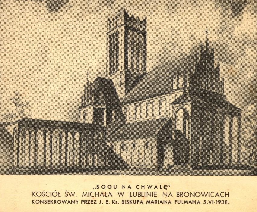 Kościół pw. św. Michała Archanioła na Bronowicach, przy ulicy Fabrycznej