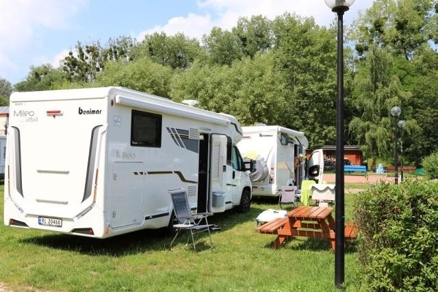 Miejsca dla kamperów mają być gotowe w przyszłym roku.