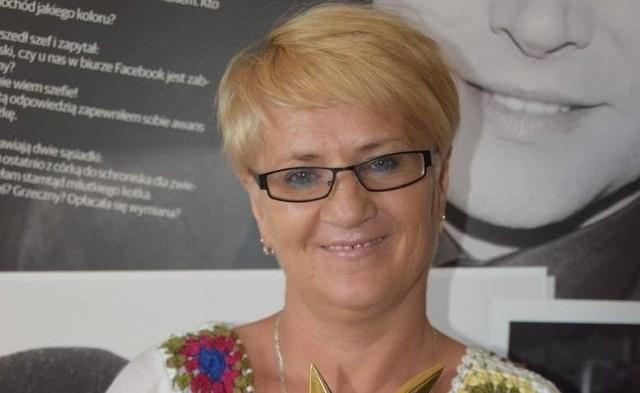 Ewa Napora.
