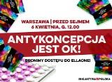 """""""Antykoncepcja jest ok"""" - ogólnopolski protest"""