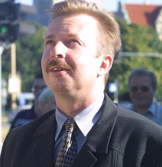 Dariusz Wieczorek wystartuje do wyborów z najlepszego miejsca.