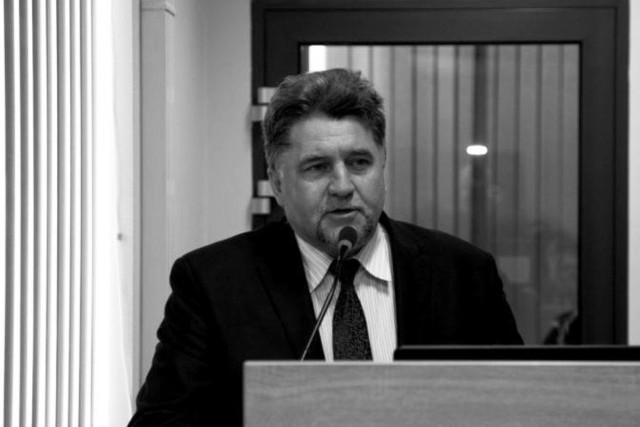 Grzegorz Szetyński, wicestarosta bielski, zmarł w wieku 61 lat