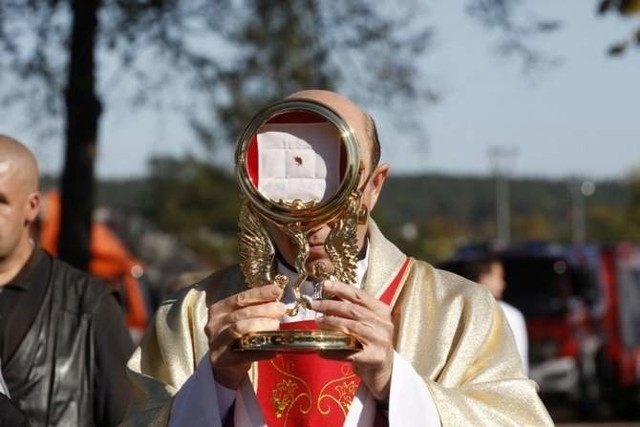 Przez ostatni rok kościół w  Sokółce odwiedziło ponad 70 tysięcy pielgrzymów.