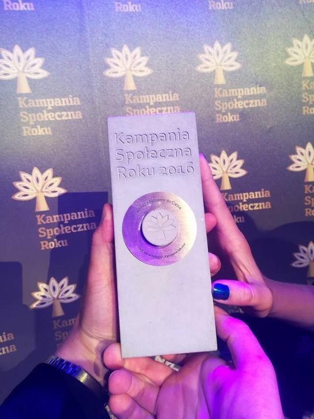 Nagroda dla TOZu