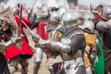 Rycerze znów walczyć będą z Krzyżakami. Dziś zaczął się XV Jarmark Cysterski w Koronowie