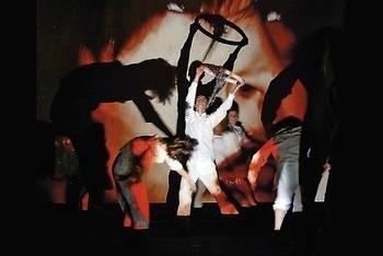 Jednym z laureatów festiwalu został Młodzieżowy Zespół Tańca Współczesnego Projekt z MDK im. A. Bursy Fot. Anna Kaczmarz