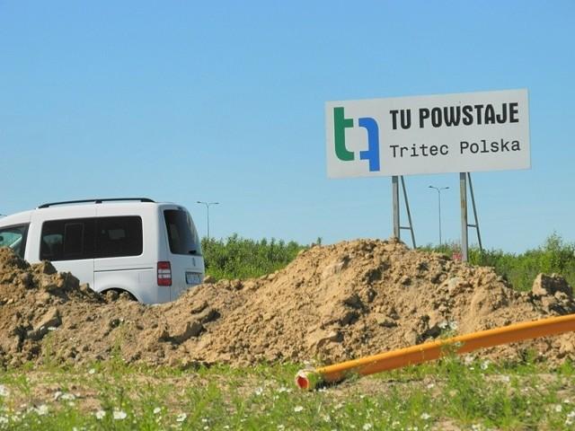 Nowa fabryka Tritec Polska powstanie na terenie podstrefy SSSE w Redzikowie koło Słupska.