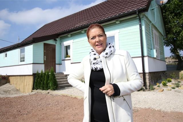 Katarzyna Dowbor mówi jak wybierani są uczestnicy programu Nasz Nowy Dom!