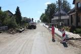 Czyżew. Wielkie budowanie dróg i ulic pochłonie prawie 7 milionów złotych (zdjęcia)